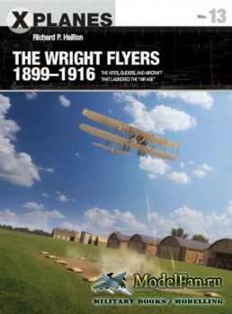 Osprey - X-Planes 13 - The Wright Flyers 1899–1916