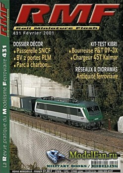 RMF Rail Miniature Flash 431 (February 2001)