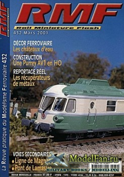 RMF Rail Miniature Flash 432 (March 2001)