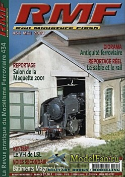 RMF Rail Miniature Flash 434 (May 2001)