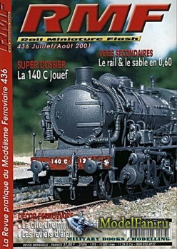 RMF Rail Miniature Flash 436 (July-August 2001)