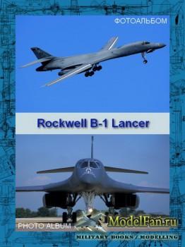 Авиация (Фотоальбом) - Rockwell B-1 Lancer