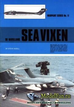 Warpaint №11 - De Havilland Sea Vixen