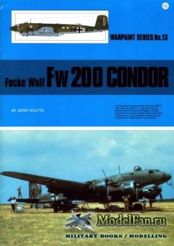 Warpaint №13 - Focke Wulf Fw 200 Condor