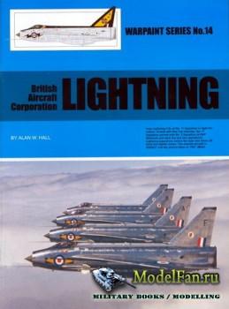 Warpaint №14 - British Aircraft Corporation Lightning