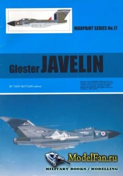 Warpaint №17 - Gloster Javelin