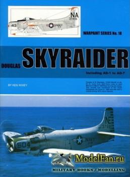 Warpaint №18 - Douglas Skyrader