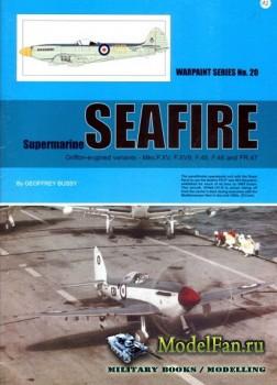 Warpaint №20 - Supermarine Seafire