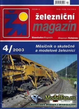 Zeleznicni magazin 4/2003