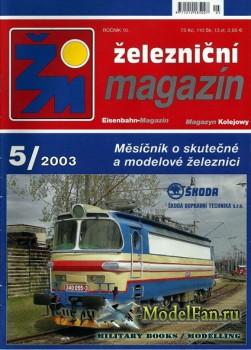 Zeleznicni magazin 5/2003