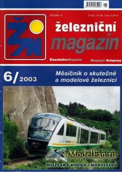 Zeleznicni magazin 6/2003