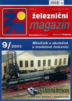 Zeleznicni magazin 9/2003