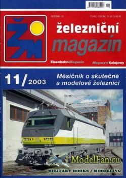 Zeleznicni magazin 11/2003