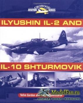 Illyushin IL-2 and IL-10 Shturmovik (Yefim Gordon, Sergei Komissarov)
