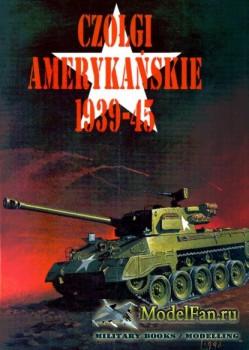 Wydawnictwo Militaria - Czolgi Amerykanskie 1939-1945