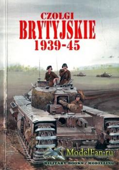 Wydawnictwo Militaria - Czolgi Brytyjskie 1939-1945