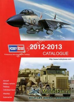 HobbyBoss за 2012-2013 год