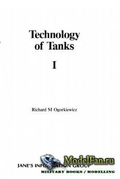 Jane's The Technology of Tanks (Richard M Ogorkiewicz)