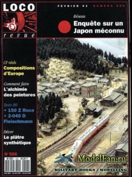 Loco-Revue №556 (February 1993)
