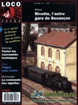 Loco-Revue №558 (April 1993)