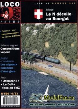 Loco-Revue №560 (June 1993)