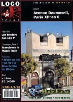 Loco-Revue №561 (July/August 1993)