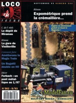 Loco-Revue №562 (September 1993)