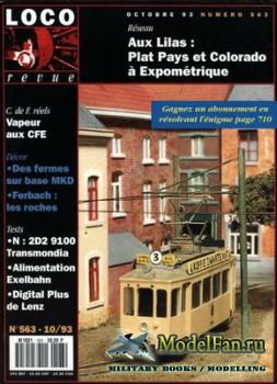 Loco-Revue №563 (October 1993)