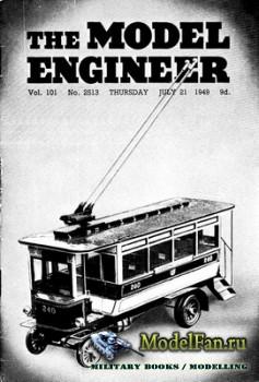 Model Engineer Vol.101 No.2513 (21 July 1949)