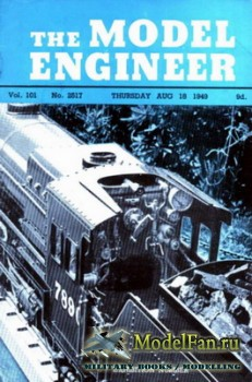 Model Engineer Vol.101 No.2517 (18 August 1949)