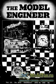 Model Engineer Vol.101 No.2518 (25 August 1949)
