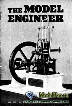 Model Engineer Vol.101 No.2522 (22 September 1949)