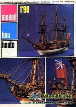 Modell Bau Heute (January 1990)