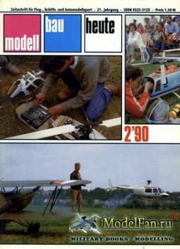 Modell Bau Heute (February 1990)