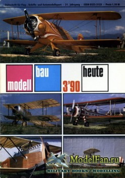 Modell Bau Heute (March 1990)