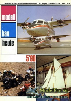 Modell Bau Heute (May 1990)