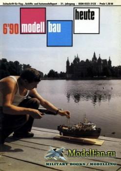 Modell Bau Heute (June 1990)