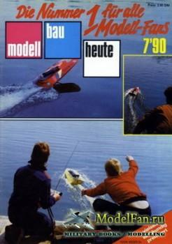 Modell Bau Heute (July 1990)