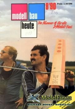 Modell Bau Heute (August 1990)