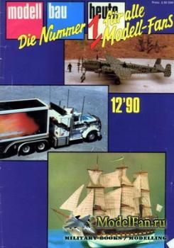Modell Bau Heute (December 1990)