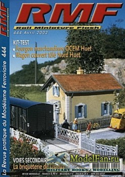 RMF Rail Miniature Flash 444 (April 2002)