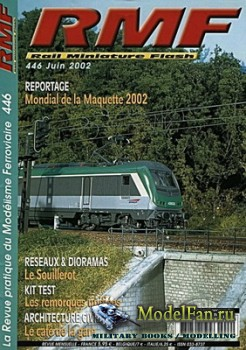 RMF Rail Miniature Flash 446 (June 2002)