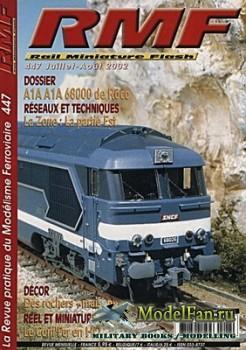 RMF Rail Miniature Flash 447 (July-August 2002)