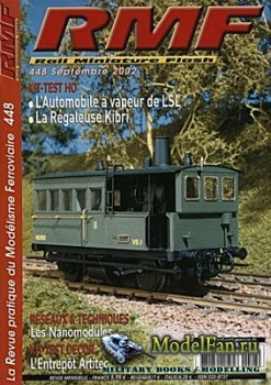 RMF Rail Miniature Flash 449 (October 2002)