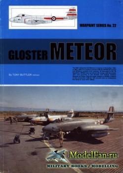 Warpaint №22 - Gloster Meteor