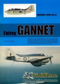 Warpaint №23 - Fairey Gannet