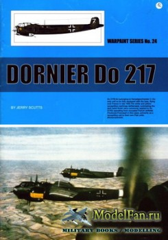 Warpaint №24 - Dornier Do 217