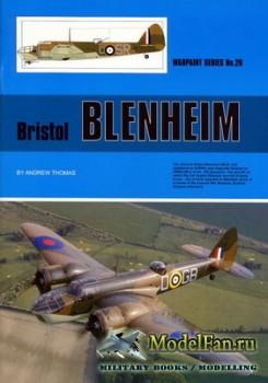 Warpaint №26 - Bristol Blenheim