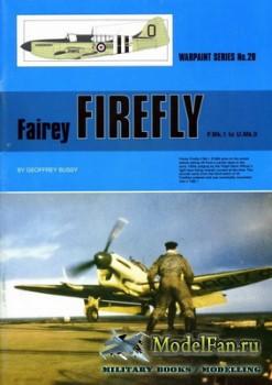 Warpaint №28 - Fairey Firefly