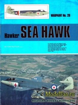 Warpaint №29 - Hawker Sea Hawk